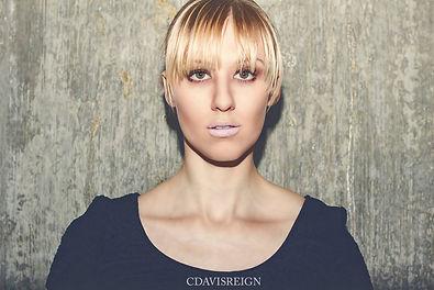 Camilla, head shot by Carl Davis