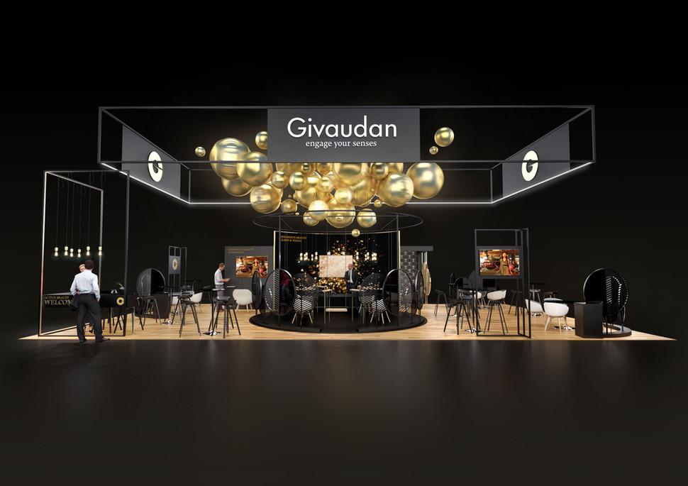 GIVAUDAN - INCOSMETICS 2018 - VUE GENERA