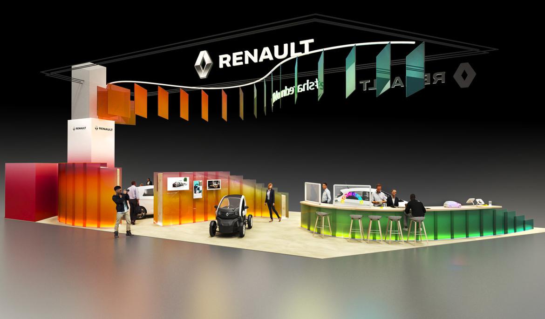 RENAULT - VIVA TECHNOLOGY 2019 - VUE GEN