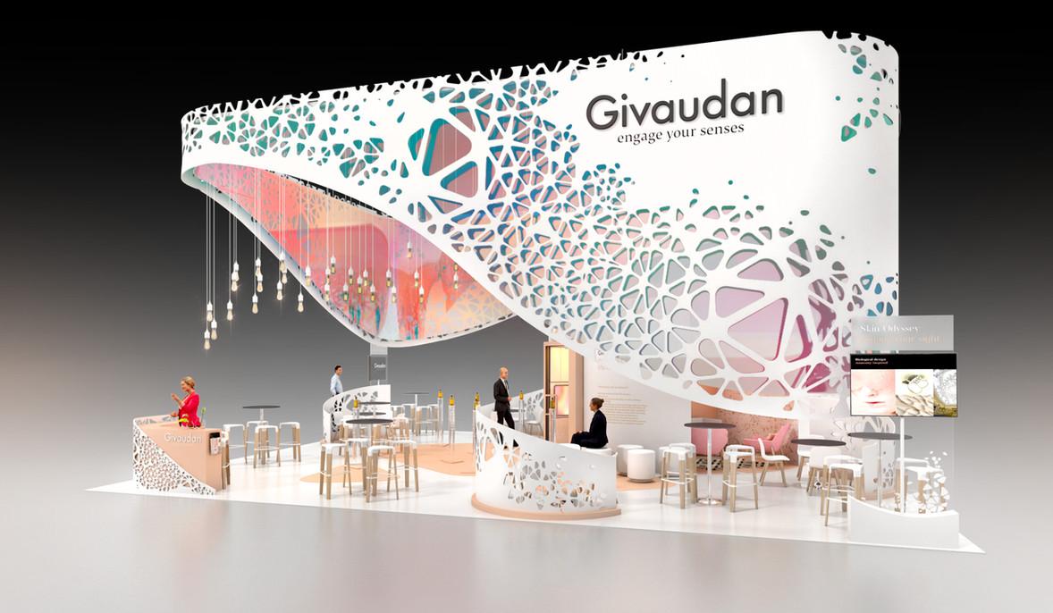 GIVAUDAN - IN COSMETICS 2019 - VUE GENER