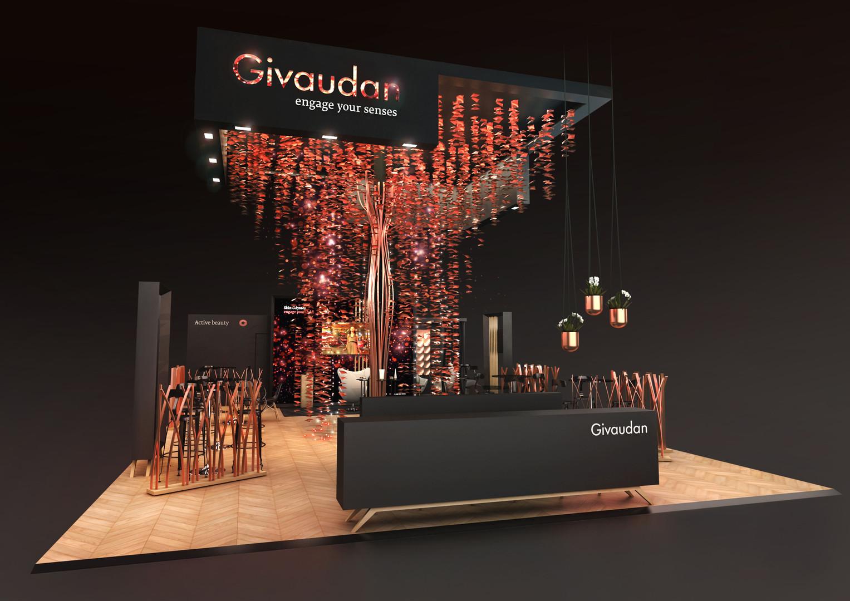 GIVAUDAN - INCOSMETICS 2017 - VUE GENERA