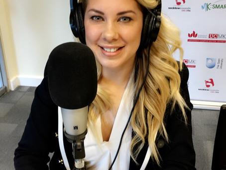 Radio Blog- Business, Babies & Inspiring Mum's