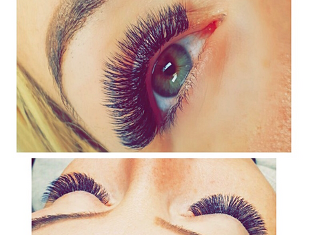 A Whole New Lash Experience...