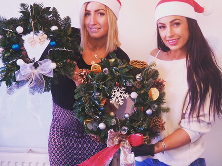 Wreath Making with Harding & Bloom