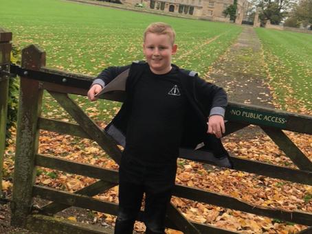 Pumpkin Hunting at Castle Ashby Gardens 🎃