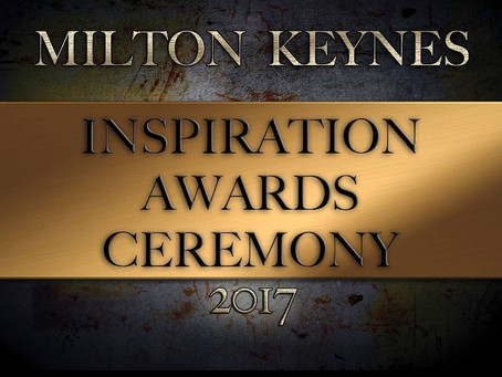 The Milton Keynes Inspiration Awards 2017 (event blog)