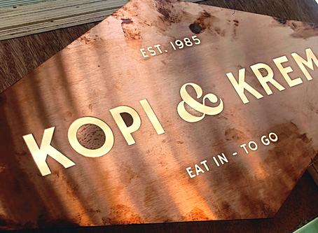 Afternoon Tea at Kopi&Krem Milton Keynes