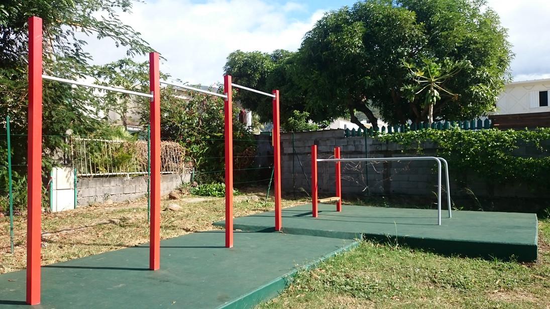 Steet Workout-  La Providence - Saint-De