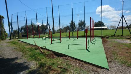 Steet Workout-  Bellepierre - Saint-Deni