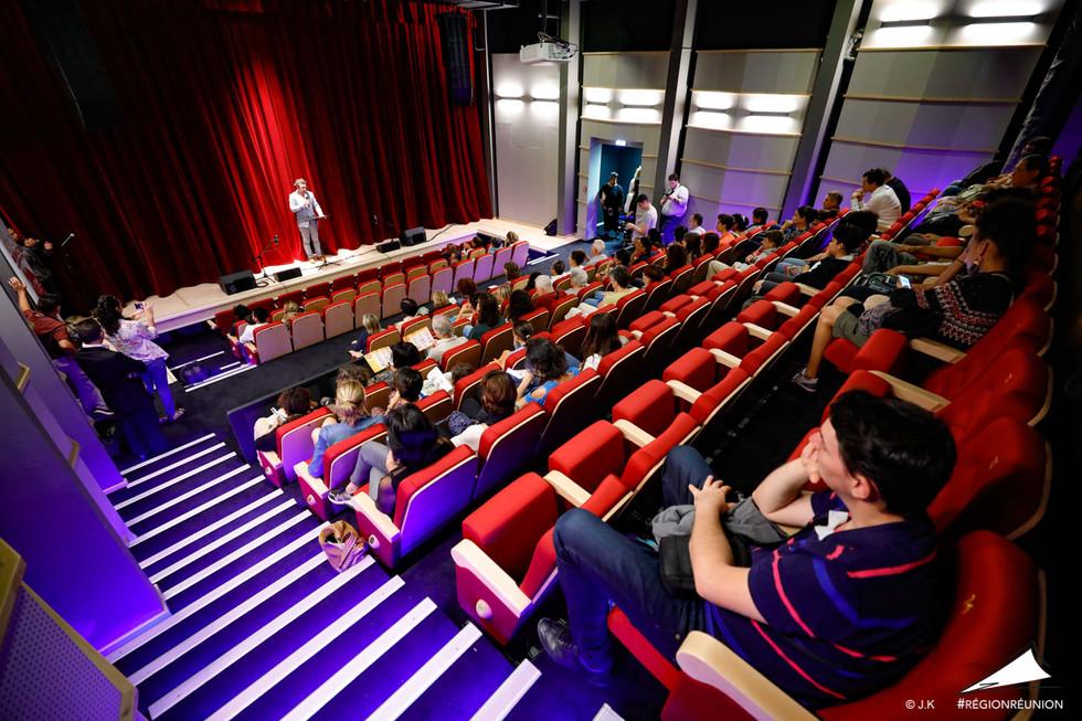 Auditorium  Maxime LAOPE