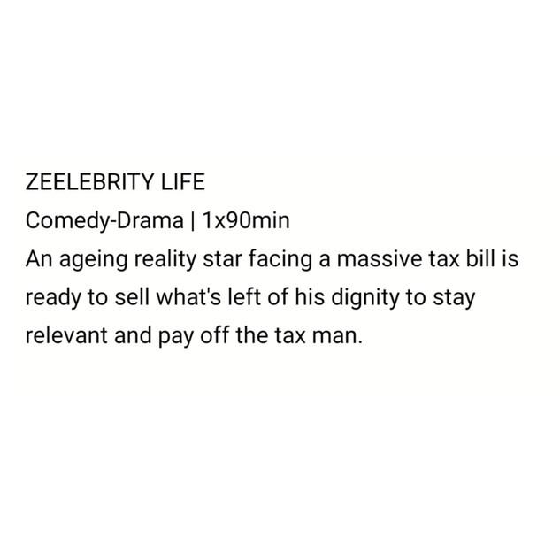 Zeelebrity Life by Sam Tring