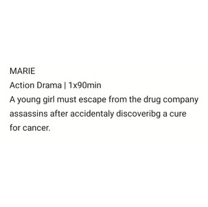 Marie by Sam Tring