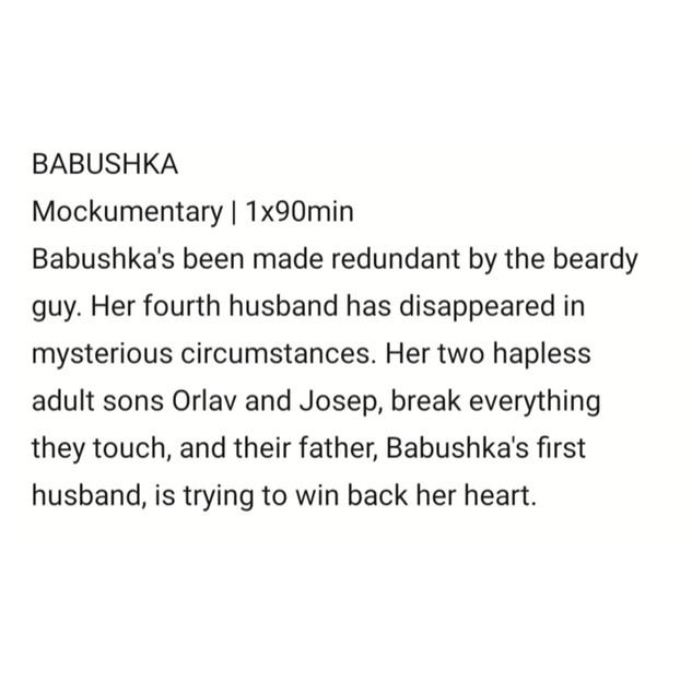 Babushka by Sam Tring