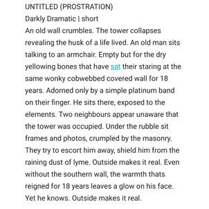 Prostration by Sam Tring