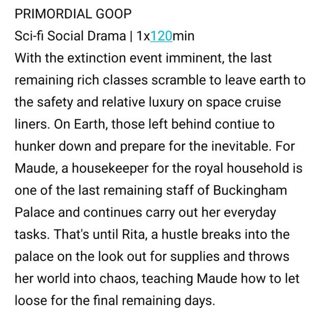 Primordial Goop by Sam Tring