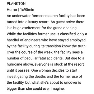 Plankton by Sam Tring