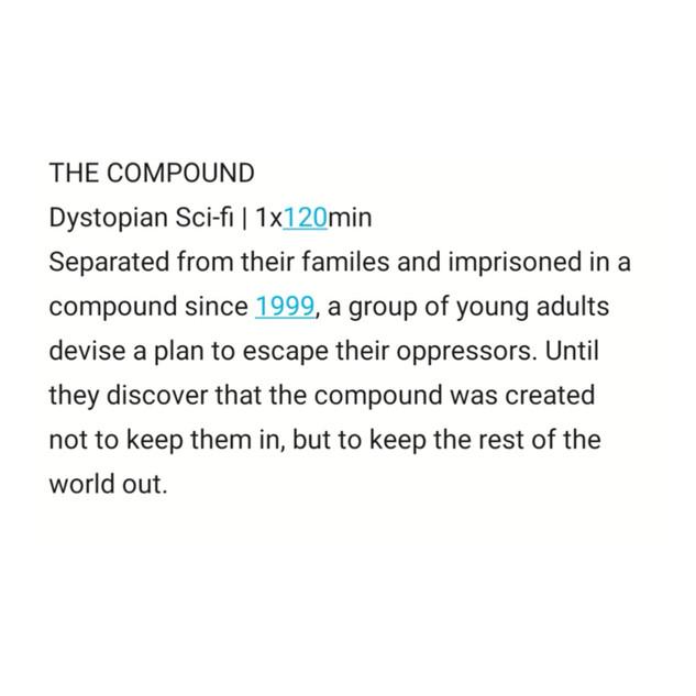 The Compund by Sam