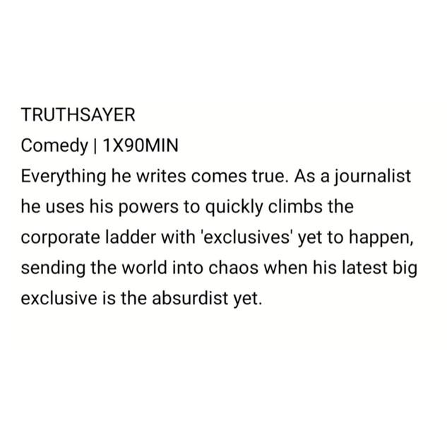 Truthsayer by Sam Tring