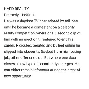 Hard Reality by Sam Tring
