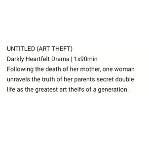Art Theft by Sam Tring