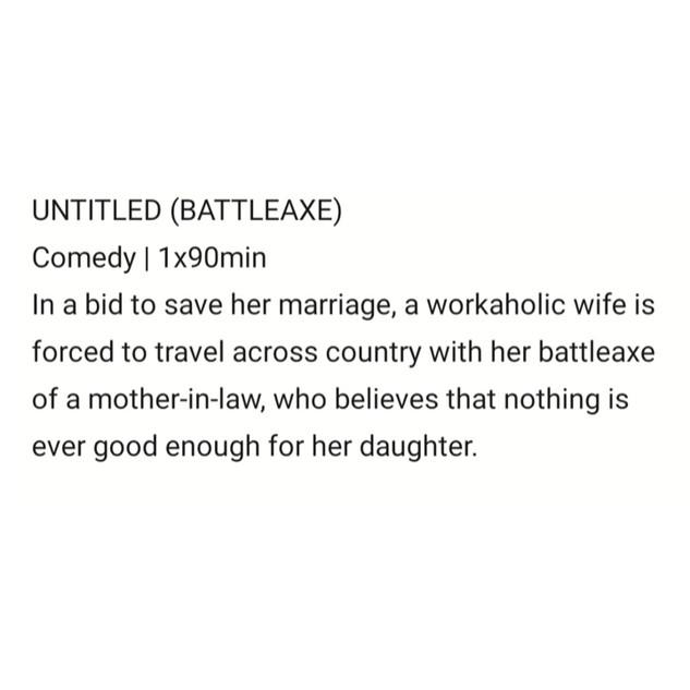 Battleaxe by Sam Tring
