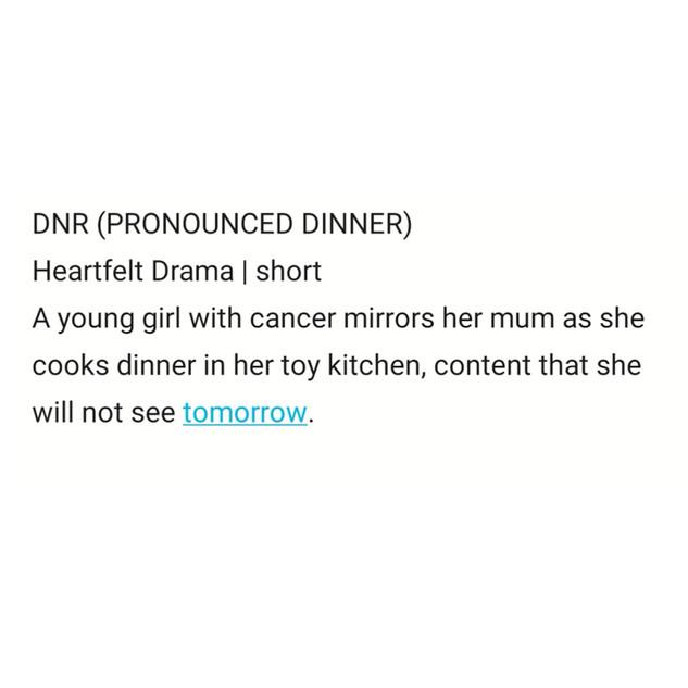 DNR by Sam Tring