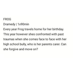 Frog by Sam Tring