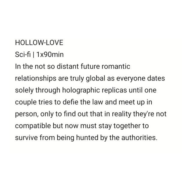 Hollow Love by Sam Tring