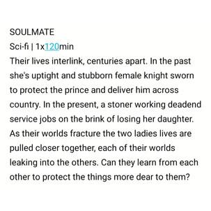 Soulmate by Sam Tring