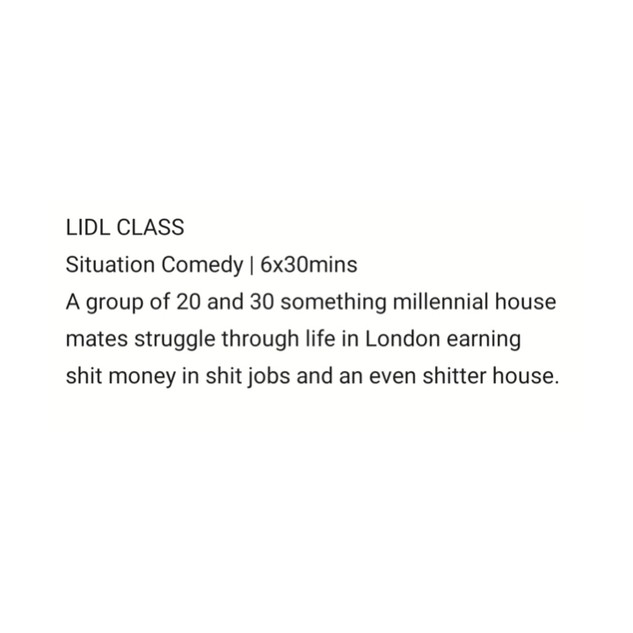 Lidl Class by Sam Tring