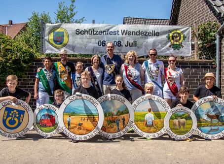 Ankündigung Schützenfest 2018