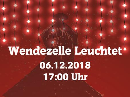 Wendezelle Leuchtet 2018
