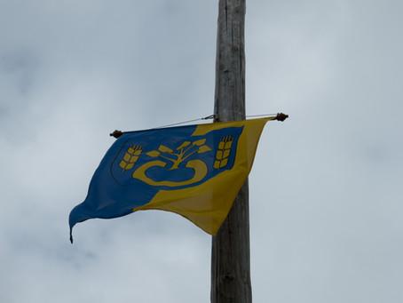 Neuauflage der Wendezeller Bannerfahne