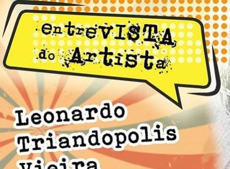 Entrevista para o escritor Carlos Freitas
