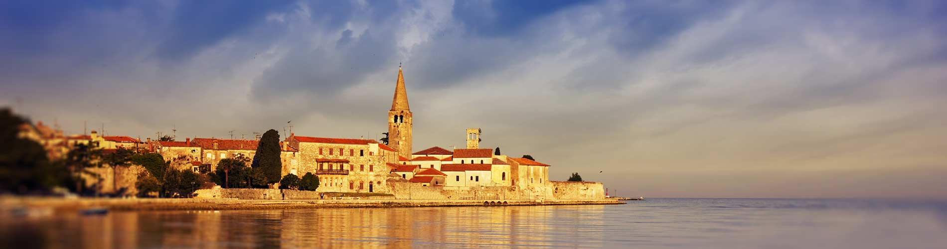 view-of-Porec-Croatia