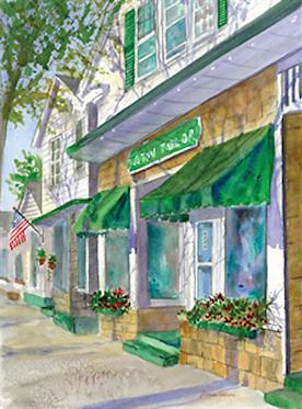 Art Note Card Tailor Shop