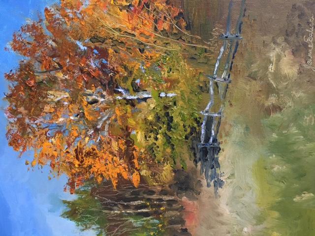 fall longwood