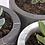 Thumbnail: Marble Round Indoor Planter Pots. Succulent Cactus Pot in Multiple Colors.