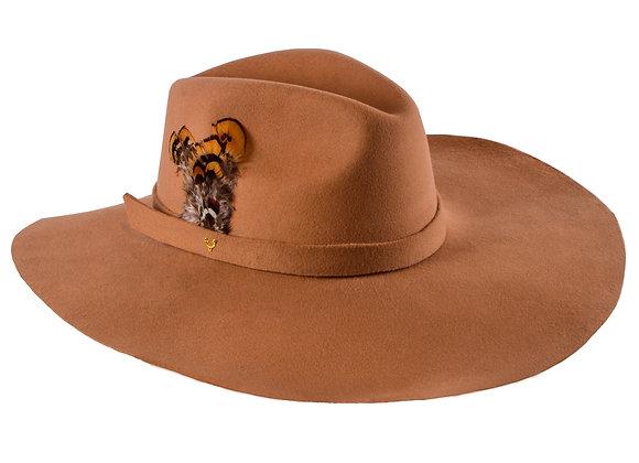 Maria Camel Hat