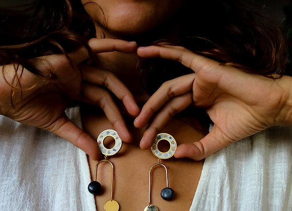 Kame Earrings