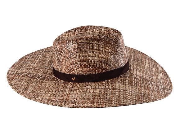 Roberta Plaid Hat
