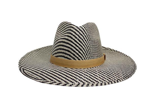 Margara Zig-Zag Hat