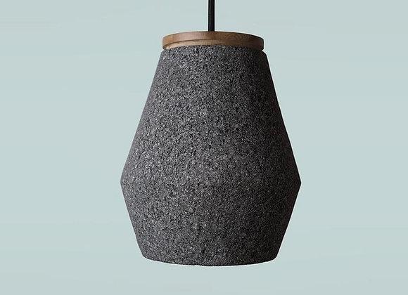 Bajio Volcanic Stone Handmade Pendant Lamp