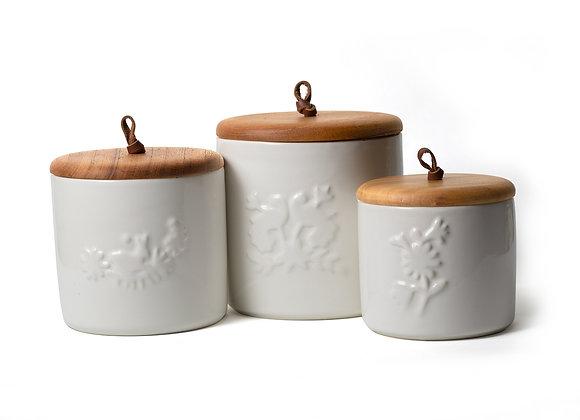 Tuk Jars Set