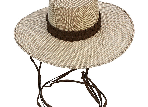 Paloma Natural Hat