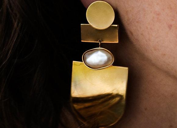 Agnes Interchangeable Earrings