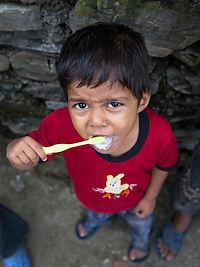 Health & Hygiene program conducted by Volunteers Initiative Nepal