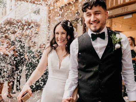 FLORES WEDDING