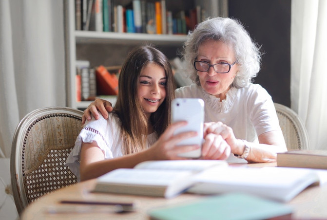 Technology Assisting Those Choosing To Age In Place