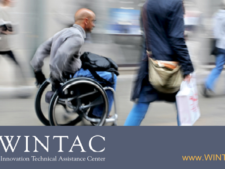 WINTAC - Great Resource for State Vocational Rehabilitation Agencies
